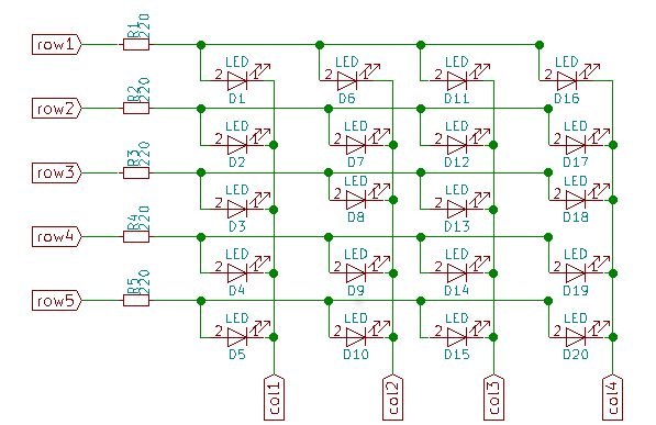 5_by_4 led array image